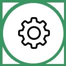 Usługi zgrzewania ikonka Polimer-eko