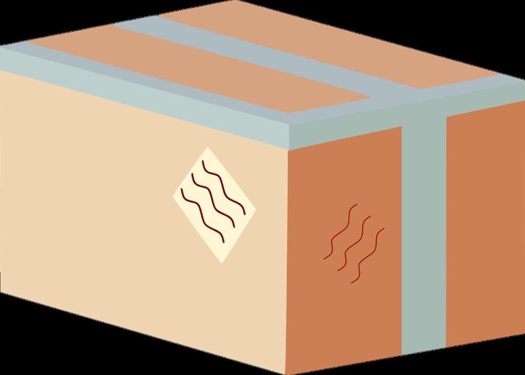 jakich materialow uzyc do pakowania duzych paczek